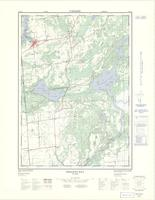 Seeleys Bay, ON. 1:25,000. Map sheet 031C08G, [ed. 2], 1973