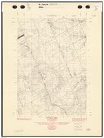 South Gloucester, ON. 1:25,000. Map sheet 031G05A, [ed. 1], 1961