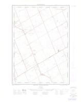 South Gloucester, ON. 1:25,000. Map sheet 031G05A, [ed. 2], 1962