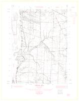 River Canard, ON. 1:25,000. Map sheet 040J03H, [ed. 1], 1961