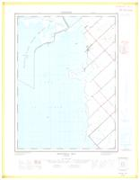 Mitchell Bay, ON. 1:25,000. Map sheet 040J08E, [ed. 1], 1965