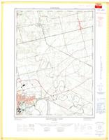 Brantford East (-Lynden), ON. 1:25,000. Map sheet 040P01G, [ed. 1], 1968