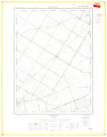 St Pauls, ON. 1:25,000. Map sheet 040P06A, [ed. 1], 1959-60