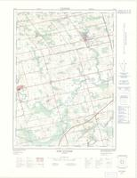 New Dundee, ON. 1:25,000. Map sheet 040P07A, [ed. 2], 1976