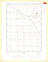 Wellesley, ON. 1:25,000. Map sheet 040P07F, [ed. 1], 1959-60