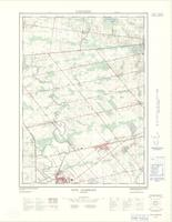 New Hamburg, ON. 1:25,000. Map sheet 040P07G, [ed. 1], 1968