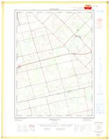 Aberfoyle, ON. 1:25,000. Map sheet 040P08G, [ed. 1], 1967