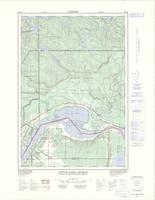 Little Lake George, ON. 1:25,000. Map sheet 041K09B, [ed. 2], 1975