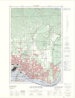 Sault Ste. Marie, ON. 1:25,000. Map sheet 041K09C, [ed. 2], 1975