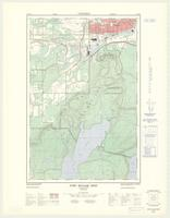 Fort William West, ON. 1:25,000. Map sheet 052A06C, [ed. 1], 1969
