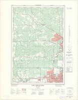 Port Arthur West, ON. 1:25,000. Map sheet 052A06F, [ed. 1], 1969