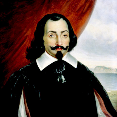 Samuel de Champlain, 1567-1635