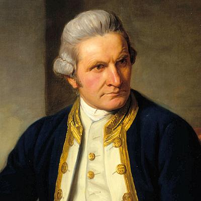 James Cook, 1728-1779