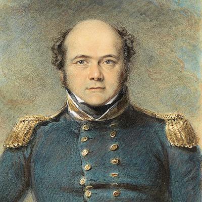 John Franklin, 1786-1847