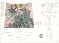 Map I-463: Geologic map of the Montes Apenninus region of the Moon