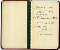 Diary 8. 1919 May-October.