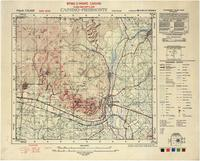 Bitwa O Monte Cassino, Plan Ogni Artylerii [Battle of Monte Cassino. Artillery Fire Plan]