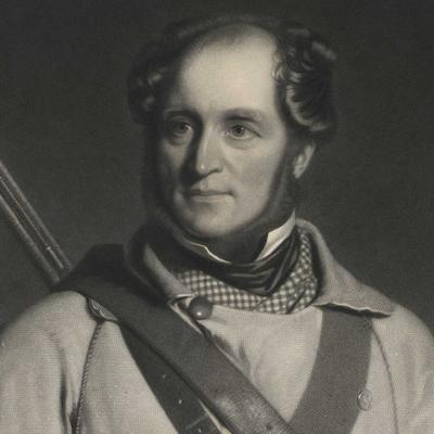 Robert John Le Mesurier McClure, 1807-1873